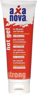 Axanova Hot Gel Strong 125ml